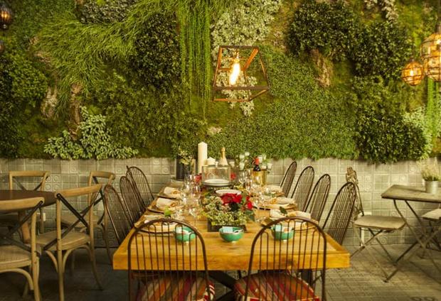 De terrazas y restaurantes fashion is calling for Mesas para patio