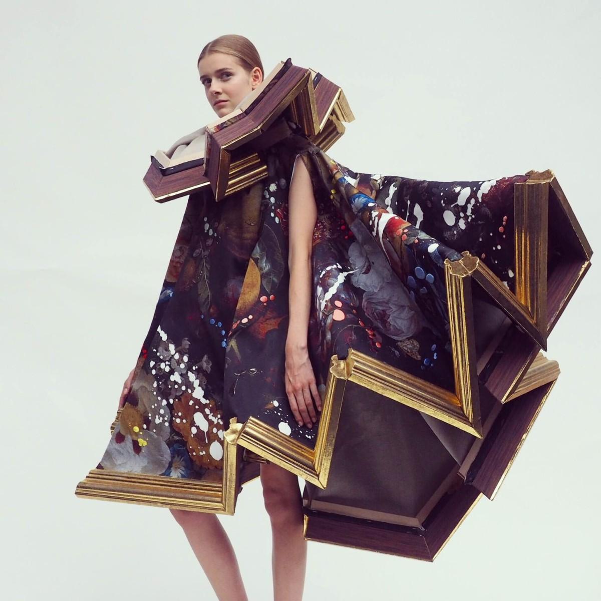 Viktor & Rolf entre el arte y la moda